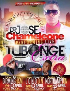 Tubonge in Lodon