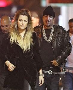 Kardashian steps out
