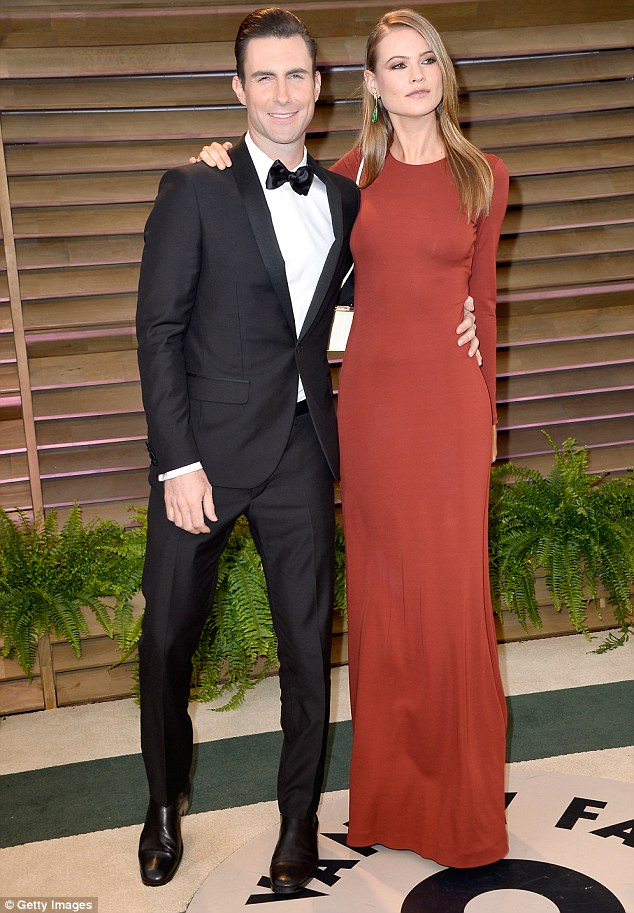 Adam levine marries behati prinsloo chano8 article 0 1ed48b1100000578 368634x913 junglespirit Image collections