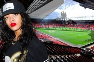 Rihanna Liverpool