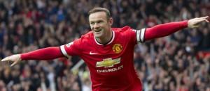 Rooney celebrate