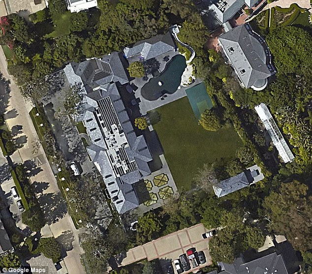P diddy buys a mansion for a staggering 40m chano8 for P diddy maison