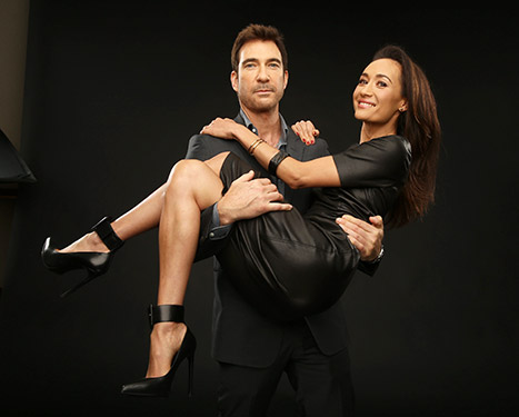 is maggie q dating anyone Vallentuna