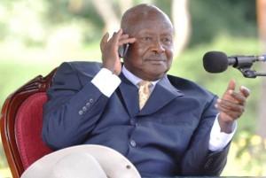 President telephones