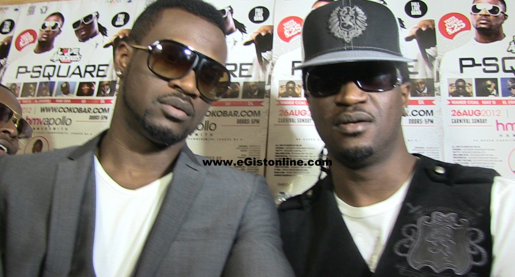 Psquare's Dad Passes Away