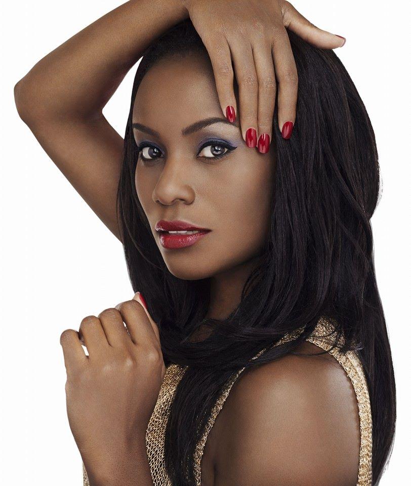 Juliana Kanyomozi face of Oriflame Uganda