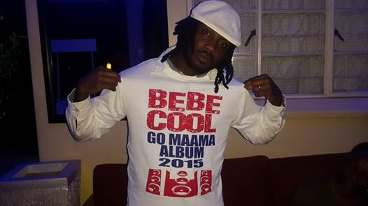 Bebe Cool Promotes his upcoming album