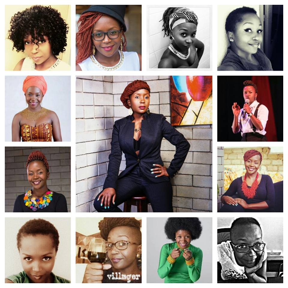 The many faces of Anne Kansiime