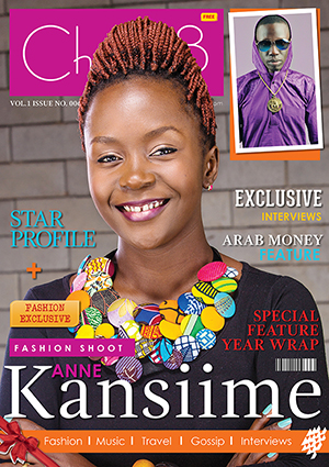 Anne Kansiime is latest cover woman