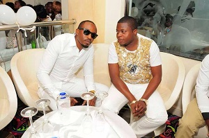 King Lawrence with Ivan Ssemwanga-mt-20140119-110558