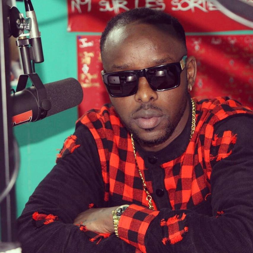Eddy Kenzo can't believe his luck.