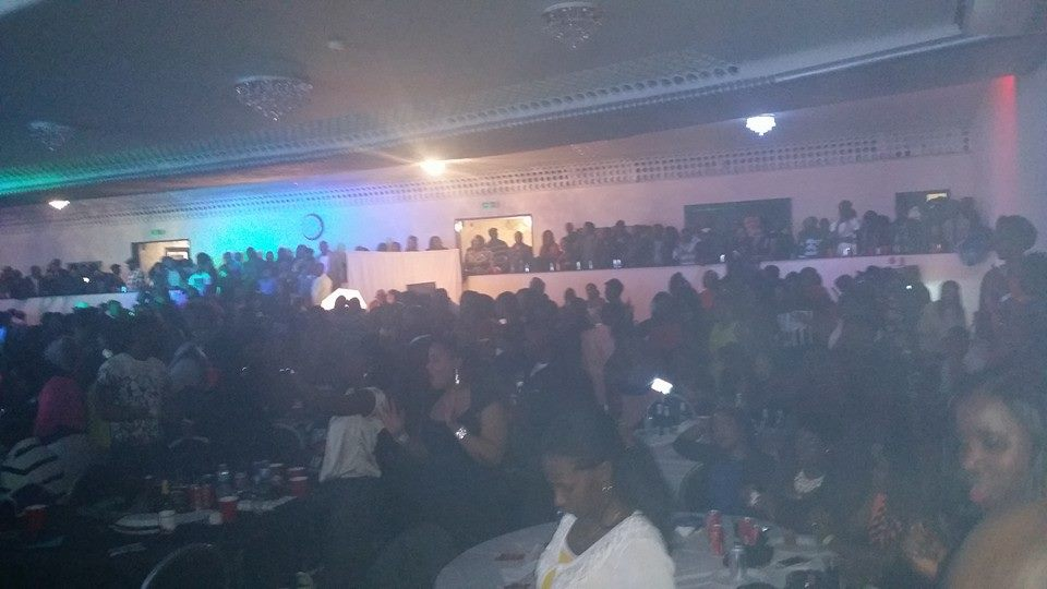 Massive turn up for Radio and Weasel's Neera Concert