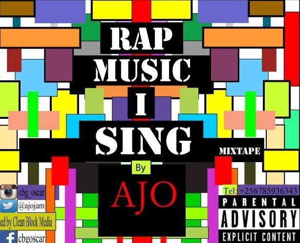 Official Mixtape cover