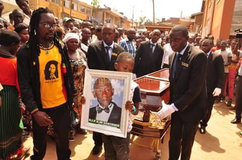 Mzee Ssentamu to be laid to rest