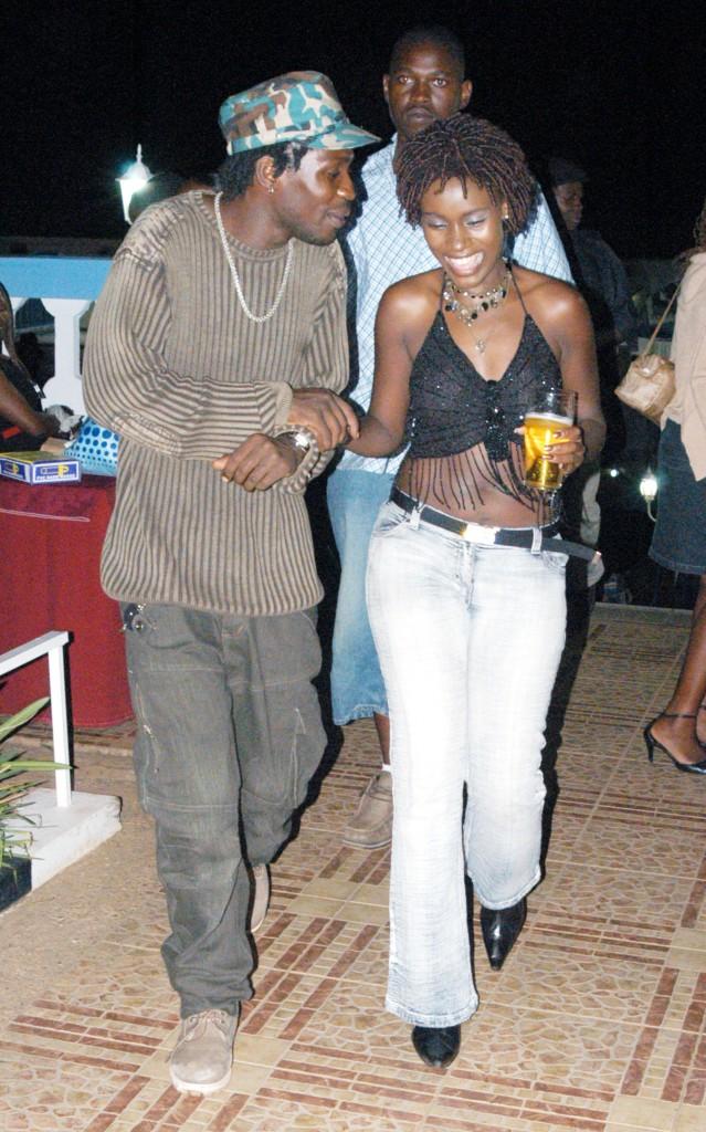 The good old days Juliana Kanyomozi and Bobi Wine