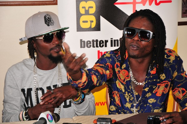 Radio and weasel frustrated with media coverage.
