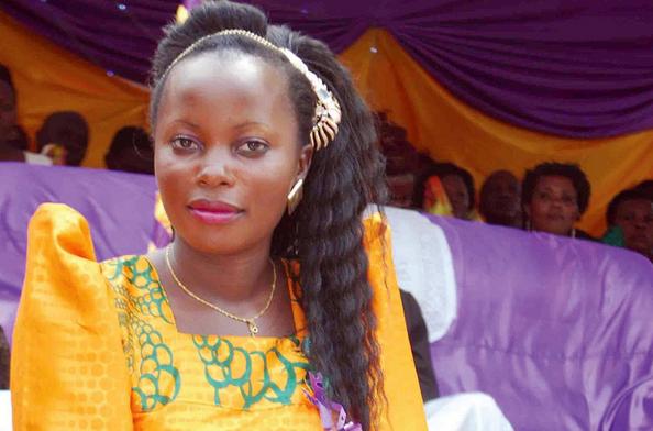 Sanyu Robinah Mweruka finally opens up