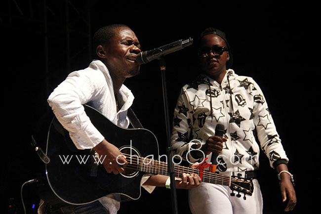 Charmant Mushaga put on a flawless show with Keko
