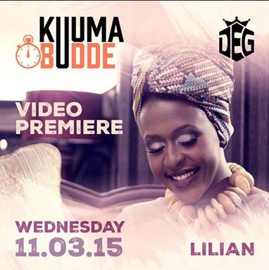 Lillian Mbabazi released the Kuma Obudde today