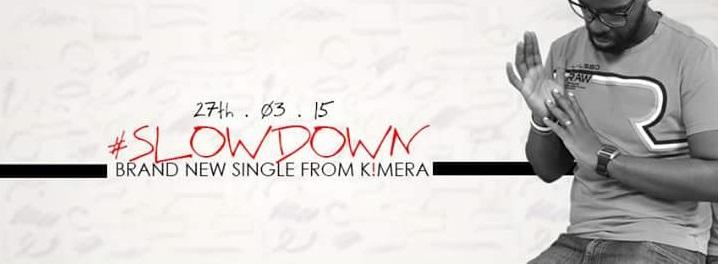Sam Kimera's slowdown expected to receive massive air play.