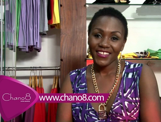 Sylvia Owori is also proud of the young competition that will redefine the fashion business in a few years.