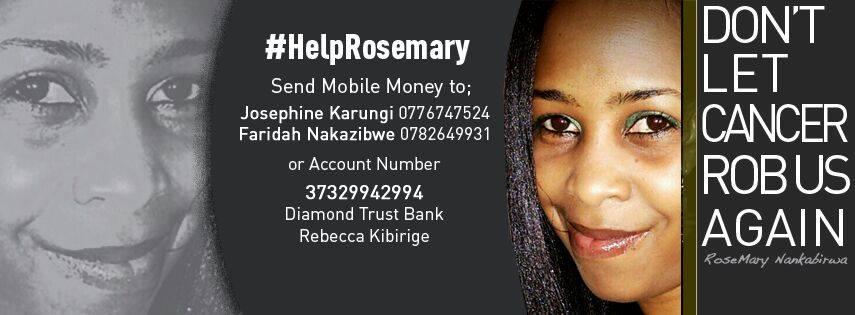 #HelpRosemary