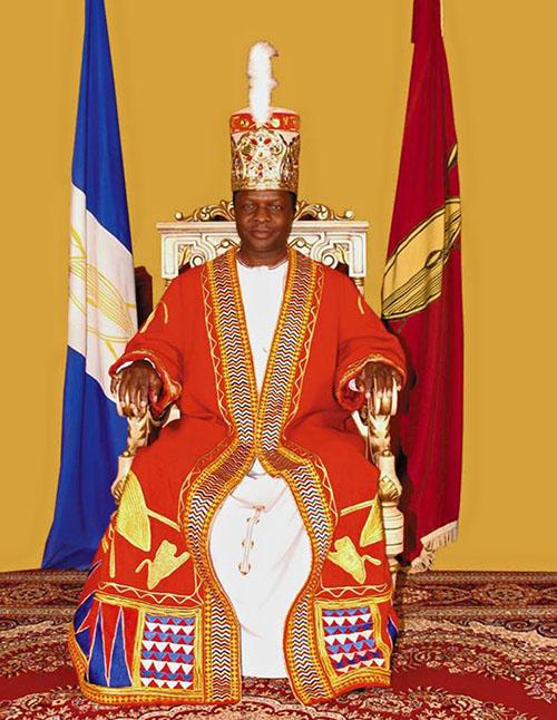 Kabaka Ronald Mutebi