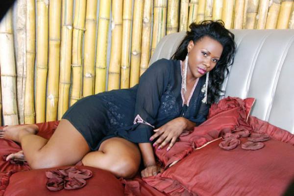 Desire Luzinda can finally put the worries behind her