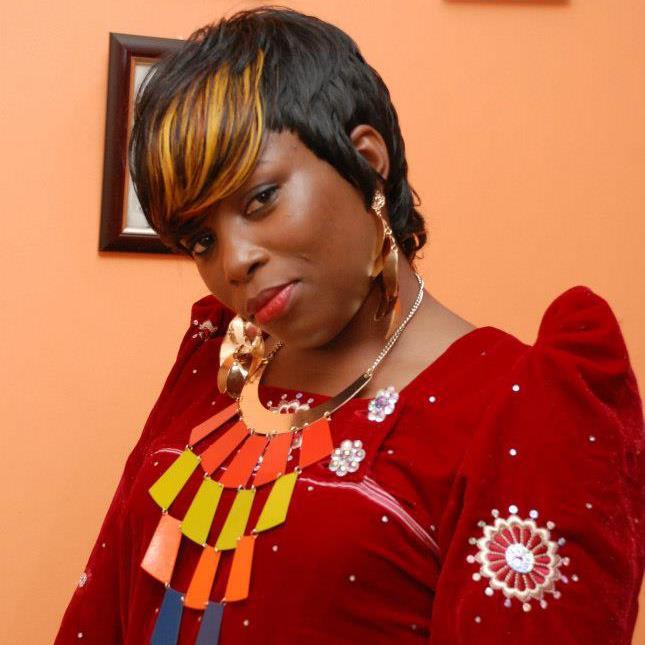 Stecia Mayanja mad at the false reports.