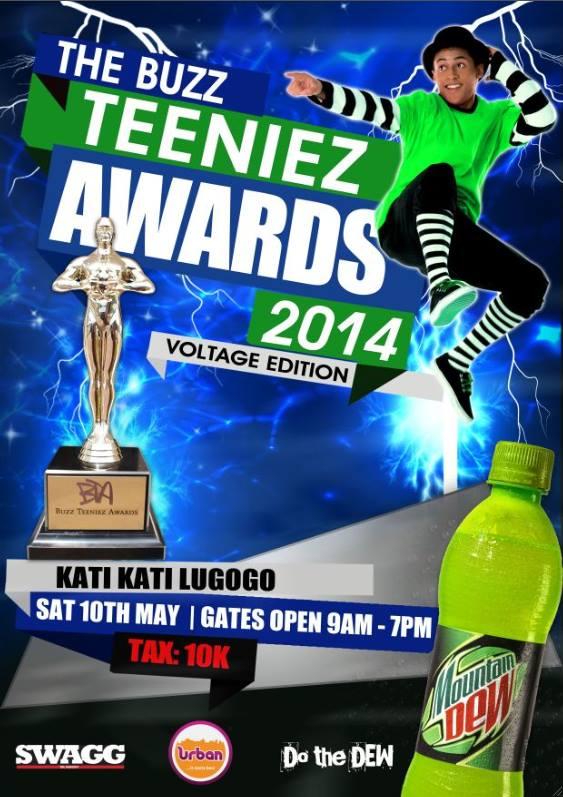 Buzz Teeniez Awards coming soon.