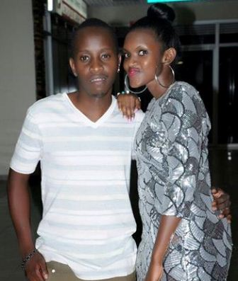 Fille with beau Mc Kats
