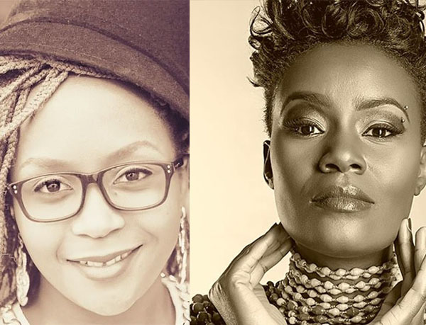 Anne Kansiime and Juliana have trully been amazing this year.