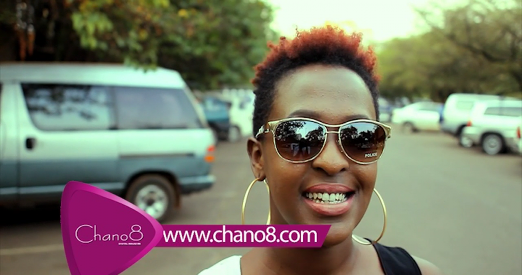 Lillian Mbabazi is excited about her song