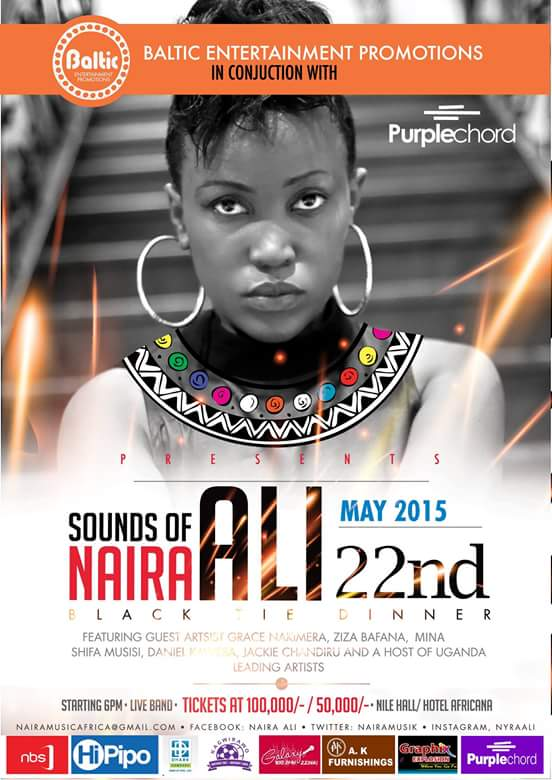 Sounds of Naira Ali cover