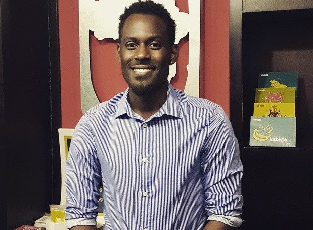 Maurice Kirya excited about the opportunity