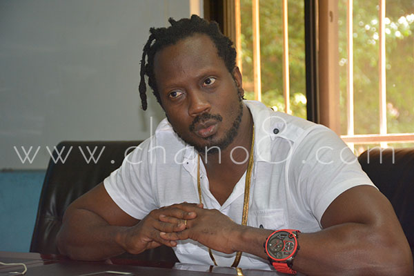 Bebe Cool talks about the Go Mama listener's party.