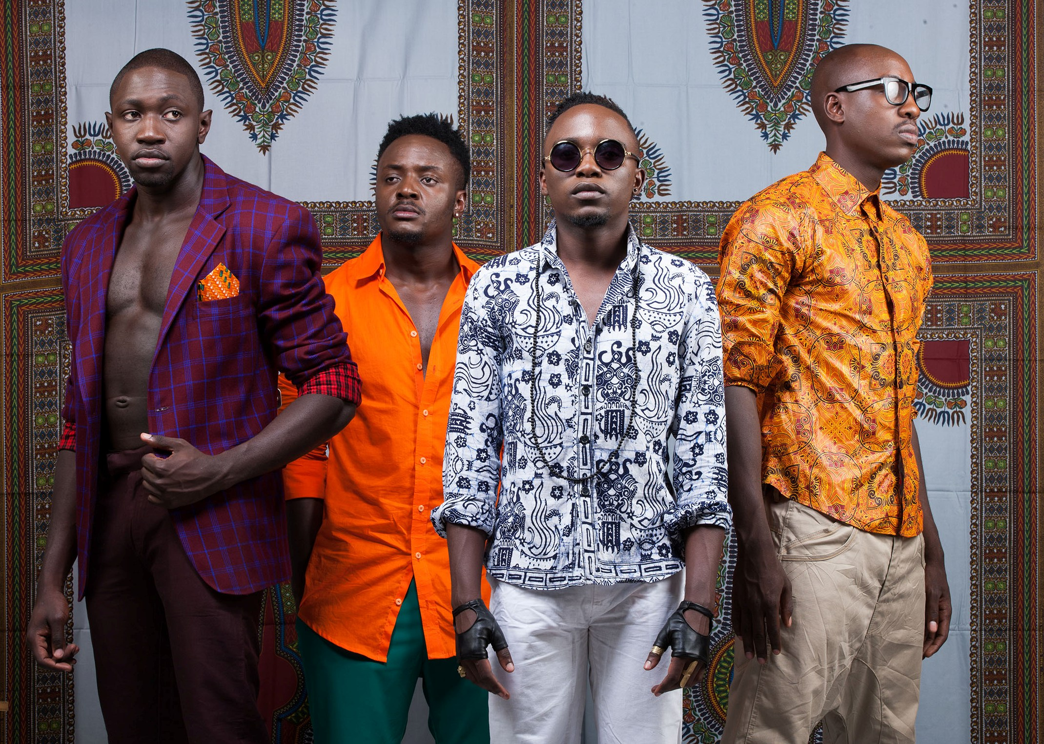 Sauti Sol to hold a massive show in Kampala
