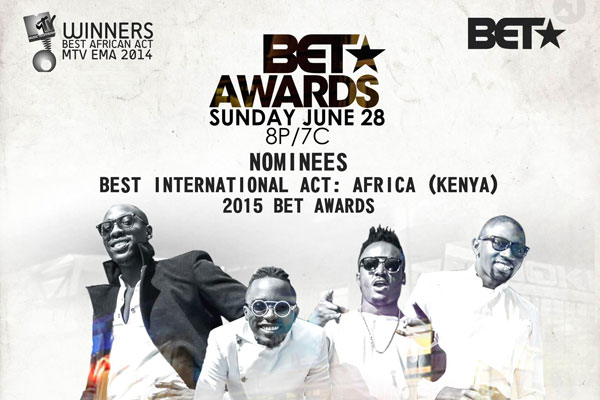 Sauti Sol are ecstatic about the opportunity.