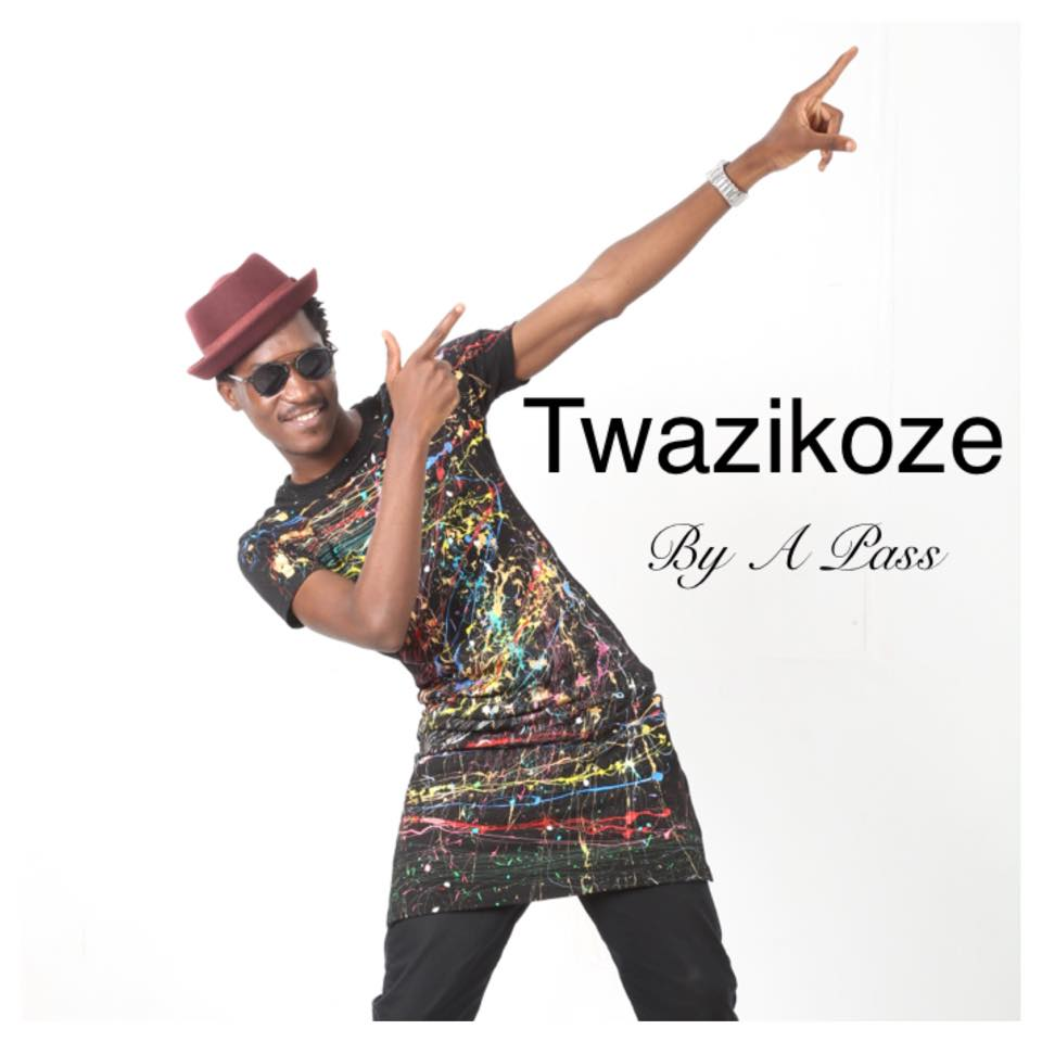One of the artworks for A Pass' new Twazikoze song
