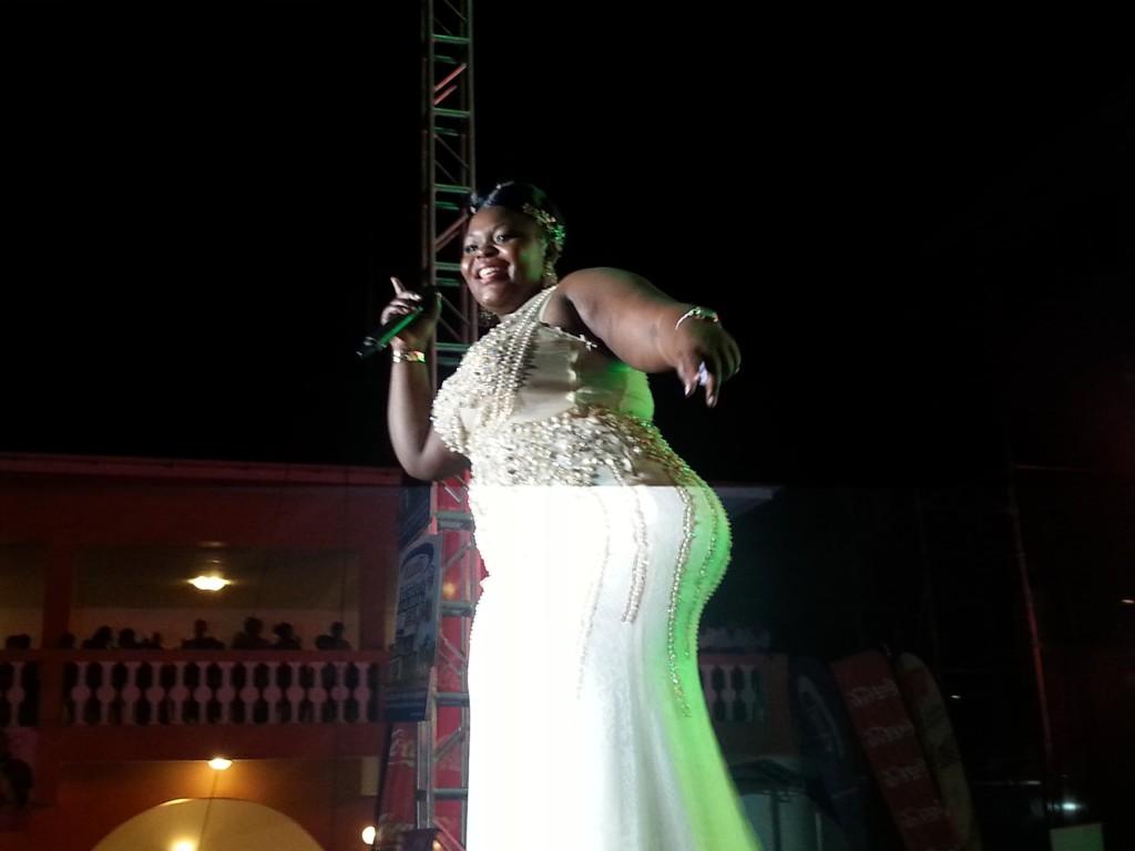 Catherine Kusasira put on a flawless performance.