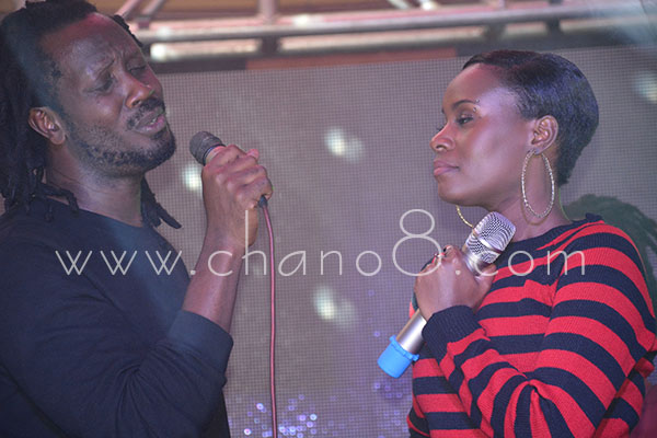 Bebe Cool sings for Juliana: Her praise was worthy