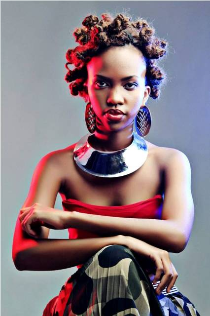 Sheila Gashumba has seen her career sky rocket over a short period of time