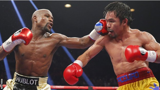 Mayweather stripped of his belt