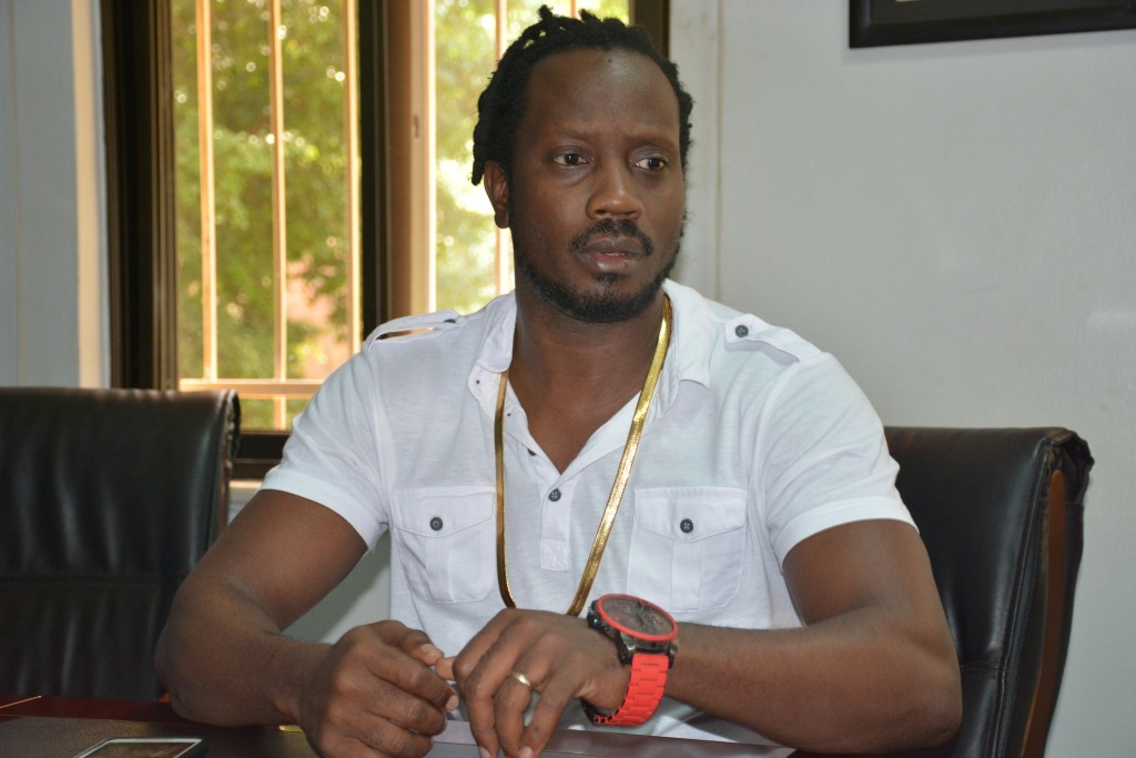 Bebe Cool  off to shoot African Girl video
