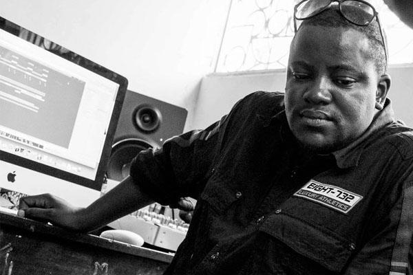 Benon Mugumbya at work