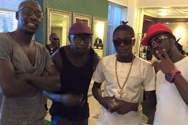 East Africa's finest Sauti Sol, Jose Chameleone and Bebe Cool