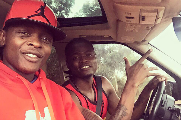Jose Chameleone and Pallaso embark on a music tour