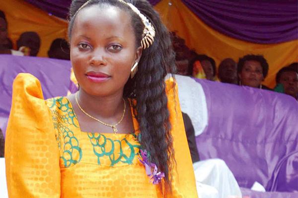 Sanyu Robinah Mweruka getting more roles at Bukedde TV