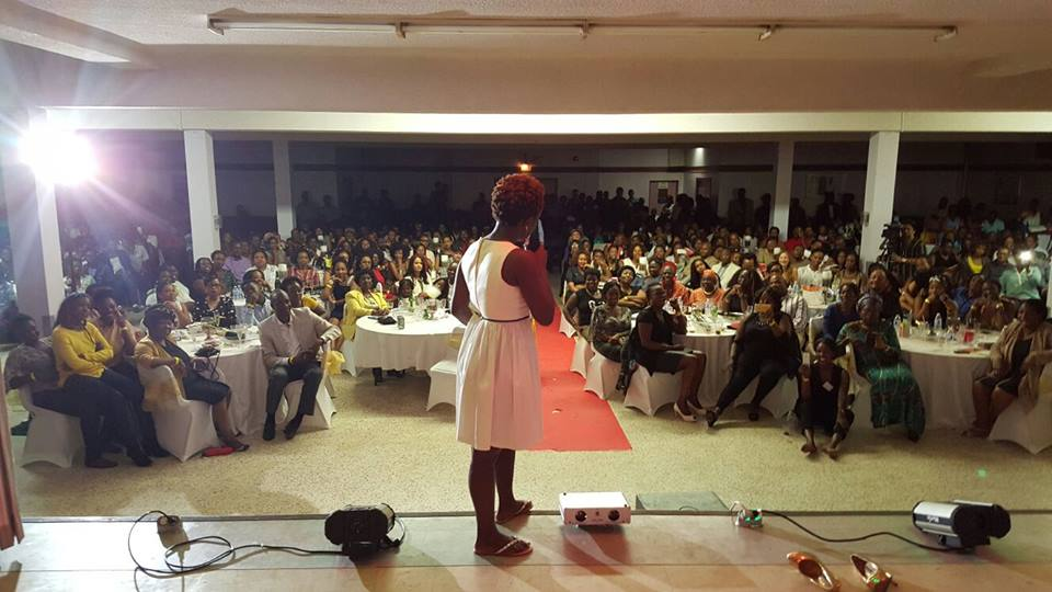 Anne Kansiime final show in Canada was completely sold out