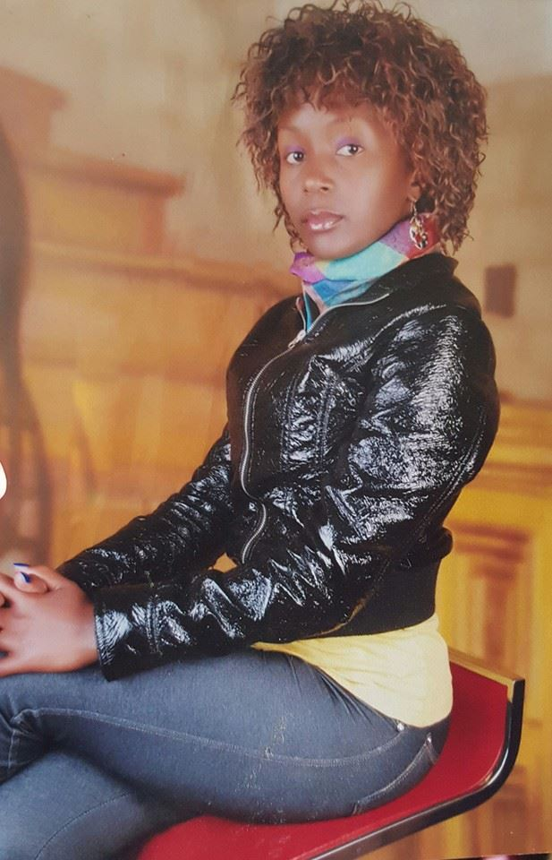 Anne Kansiime shares a throwback picture